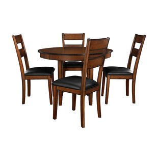Juno5-Piece Dining Set by Winston Porter
