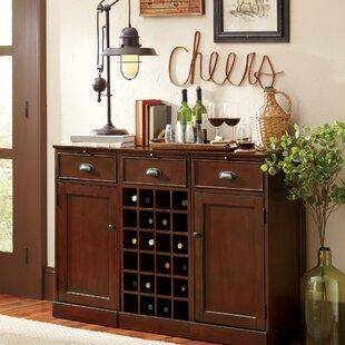 Keller Modular Bar Cabinet