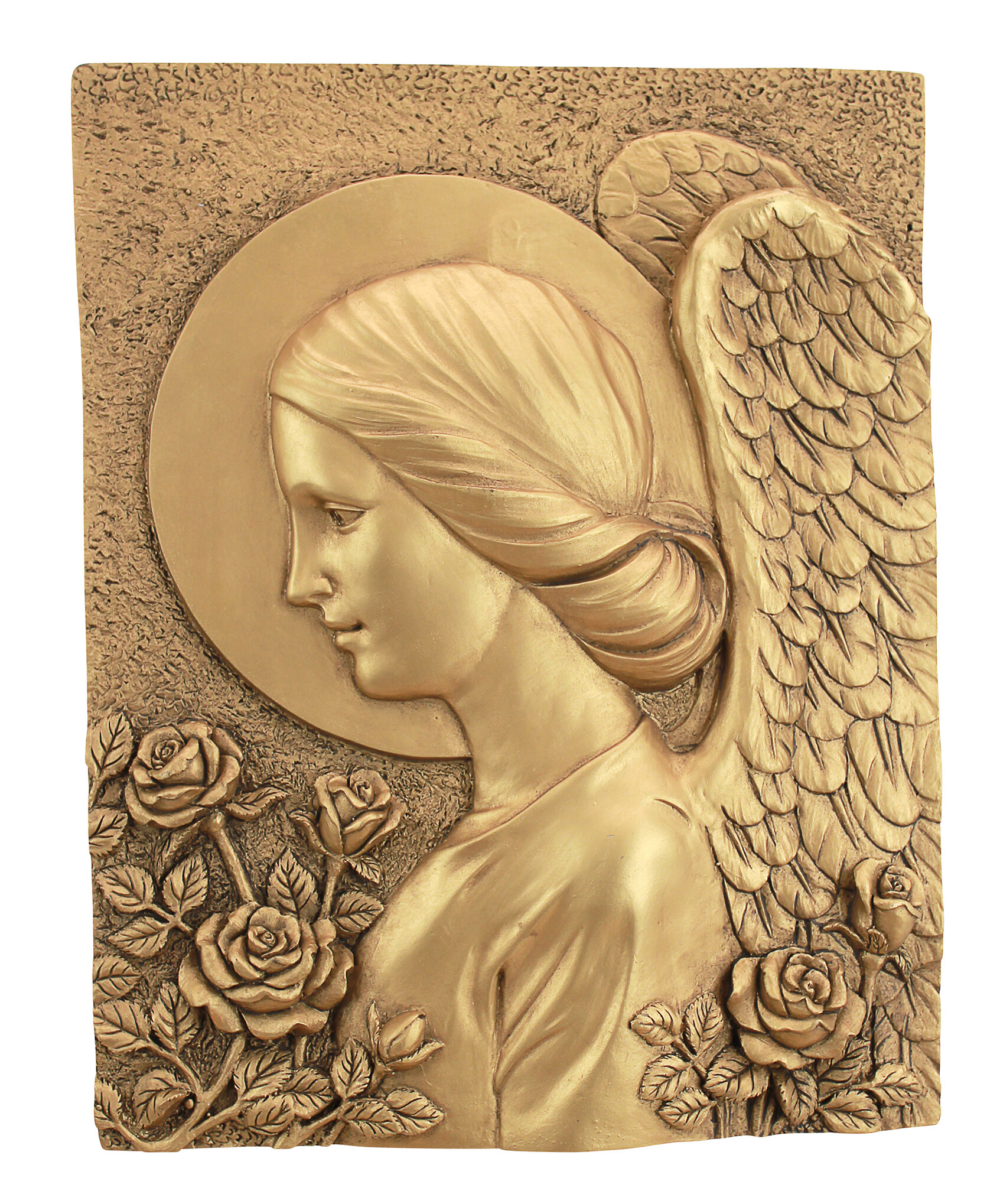 Design Toscano Barachiel the Archangel of Blessings Wall Décor | Wayfair