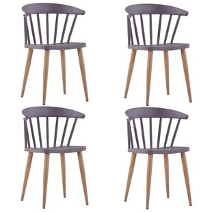 Mclean Dining Chair (Set Of 4) By August Grove