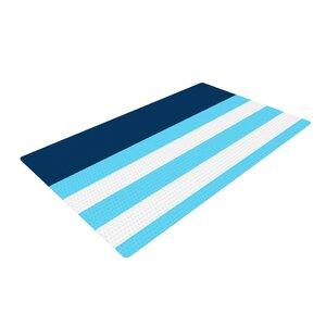 Trebam Nauticki Aqua/Blue Area Rug