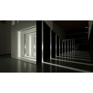 LEONLITE 1 Light LED Deck Light