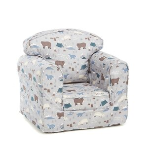Feeley Animal Camp Children's Club Chair By Zoomie Kids