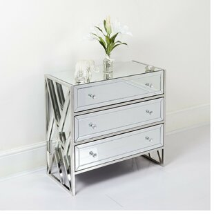 Dunn 3 Drawer Chest By Canora Grey