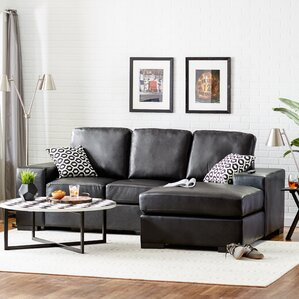 Mcelligott Sectional by Brayden Studio