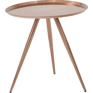 Galenos End Table Set of 2 by Wrought Studio