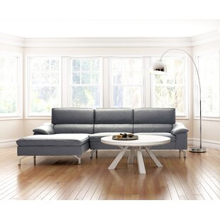 Rosecliff Heights Cavanaugh Round 2 Piece Coffee Table Set