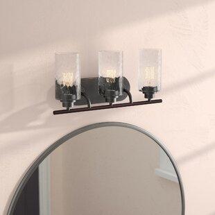 Westhope 3-Light Vanity Light ByLaurel Foundry Modern Farmhouse