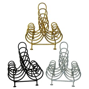 Darby Home Co Faucette Assorted 4 Tier Iron Kitchenware Divider (Set of 3)