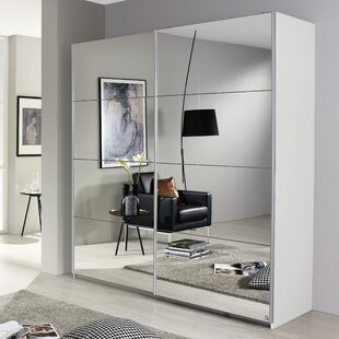 Moreno 2 Door Sliding Wardrobe By Rauch