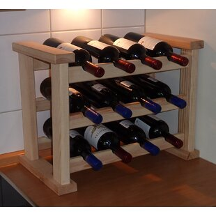 Stazza 12 Bottle Wine Rack Set By Symple Stuff