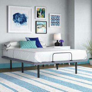 Wayfair Sleep Massaging Zero Gravity Adjustable Bed with Wireless Remote by Wayfair Sleep