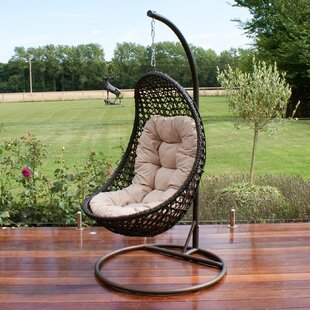 Malibu Hanging Chair With Stand By Sol 72 Outdoor