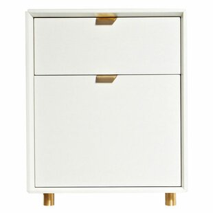 Dang 2 Drawer File Cabinet by Blu Dot Purchase