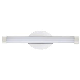 Orren Ellis Coletta LED 1-Light Hardwired Bath Bar