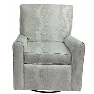 Jordan Swivel Glider by The 1st Chair