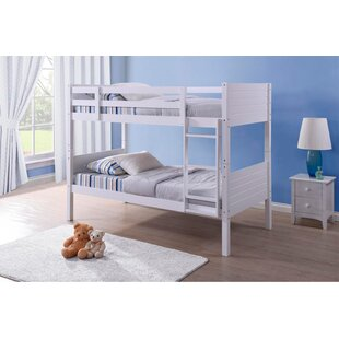 Alaina Single Bunk Bed By Harriet Bee