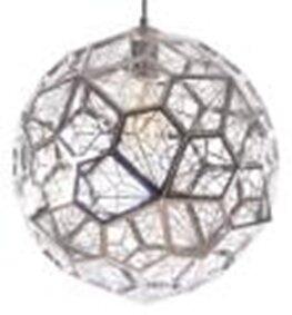 House of Hampton Maple Globe Pendant