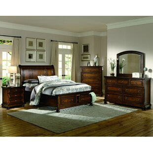 Kirchner Storage Panel Bed by ..