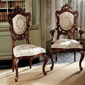Toulon French Rococo Dining Chair by Design Tosc..
