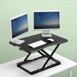 Millikan Height Adjustable Standing Desk Converter