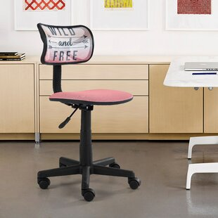 Fickes Wild and Free Mesh Task Chair