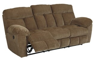 Bandon Reclining Sofa Loon Peak Bargain