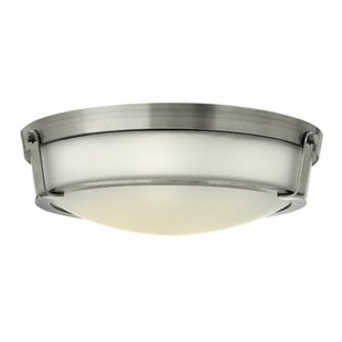 Hinkley Lighting Hathaway 4-Light Flush Mount