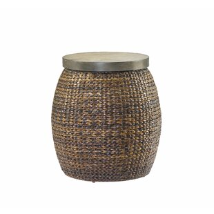 Great choice Greenport Coastal End Table with Wool Base by Bayou Breeze Reviews (2019) & Buyer's Guide