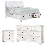 Hoch Standard Configurable Bedroom Set by Alcott Hill