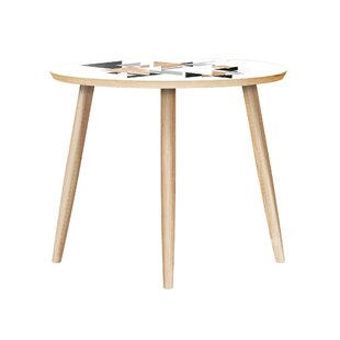 Best Price Gower End Table by Bungalow Rose
