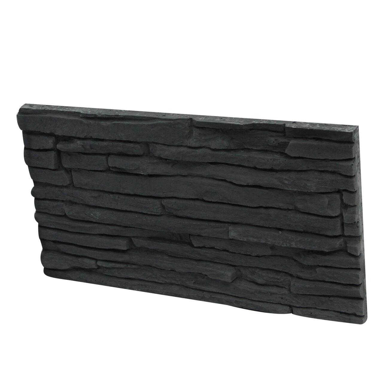Stone Design Pegasus Engineered Stone Tile in Gray   Wayfair