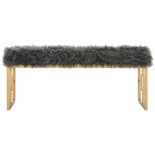 Ascot Place Upholstered Bench