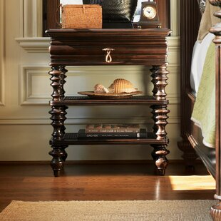 Compare prices Royal Kahala 1 Drawer Nightstand by Tommy Bahama Home