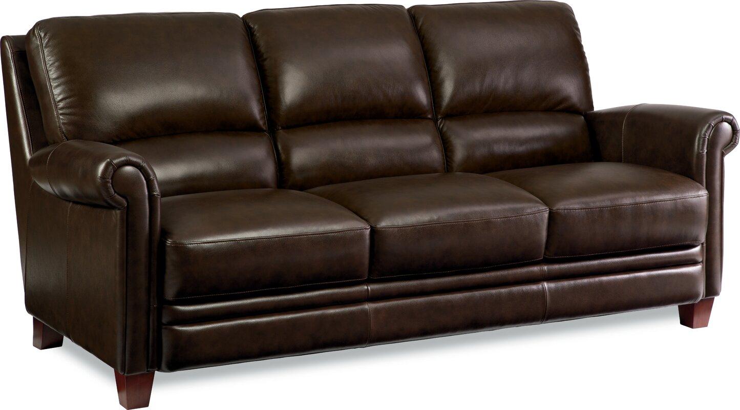 Julius Leather Sofa