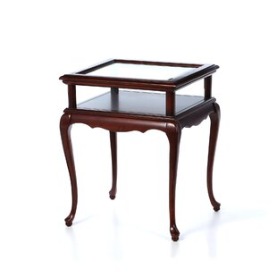 Ballian End Table by Astoria Grand