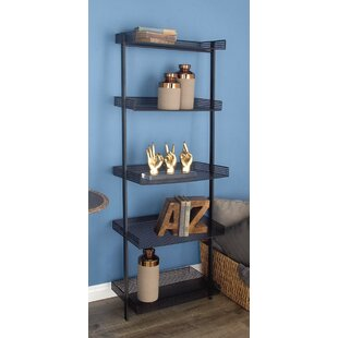 Narrow Ladder Shelf