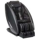 Reclining Heated Full Body Massage Chair with Ottoman by Inner Balance Wellness