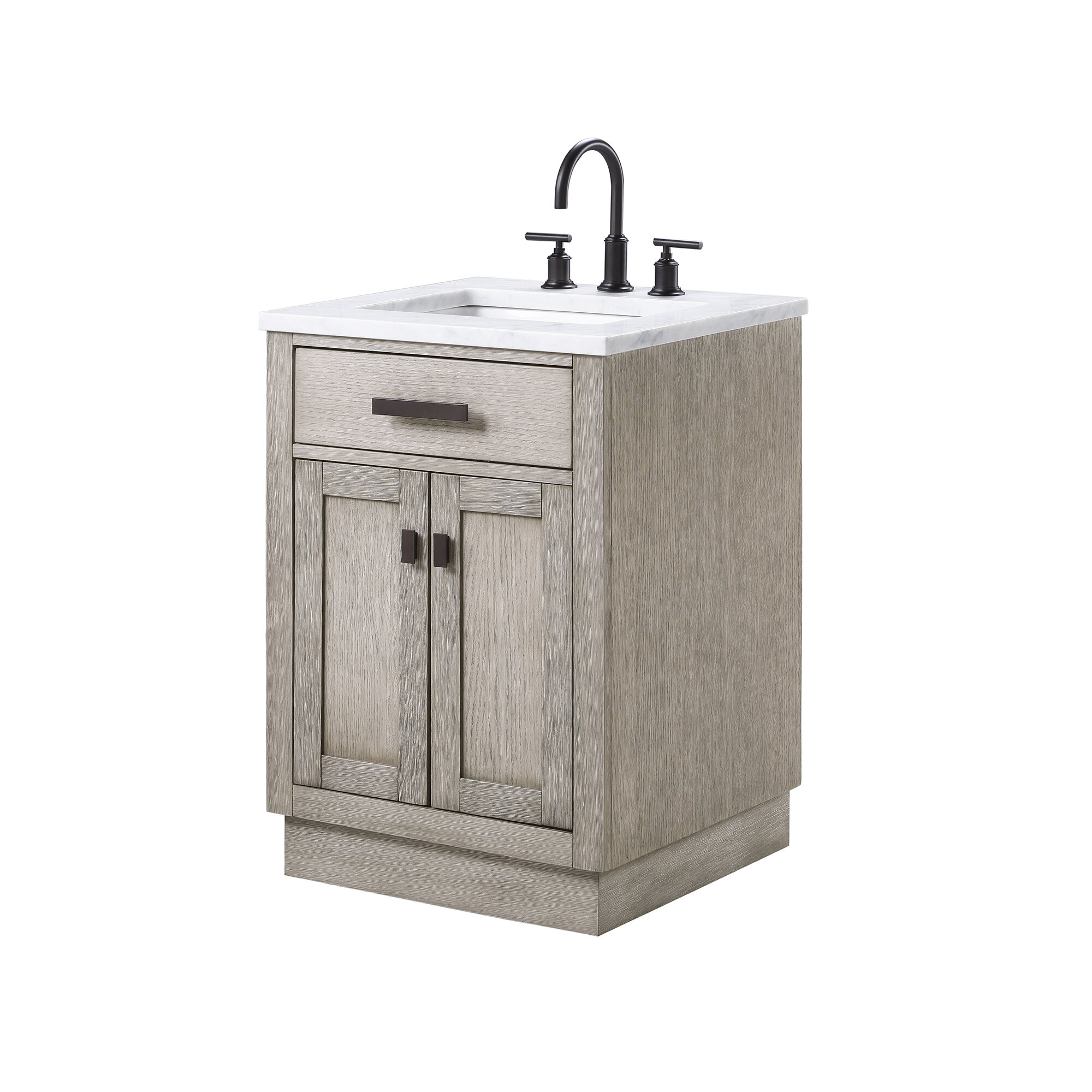 Wrought Studio Chestnut 24 Single Bathroom Vanity Reviews Wayfair