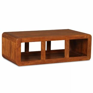 Caspar Coffee Table With Storage By Union Rustic