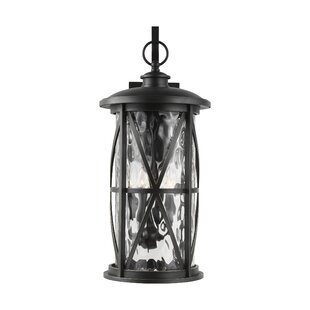 Olaughlin 4-Light Outdoor Wall Lantern by Charlton Home