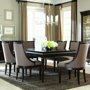 Roseville 7 Piece Dining Set Canora Grey