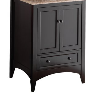 24 Bathroom Vanity Base by Hazelwood Home