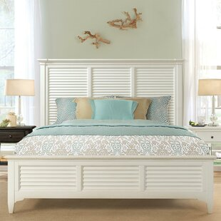 Brenna Upholstered Panel Bed by Highland Dunes