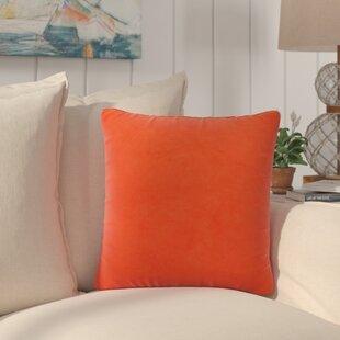 Dugan Soft Microsuede Throw Pillows (Set of 2)