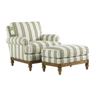 Golden Isle Armchair by Tommy Bahama Home
