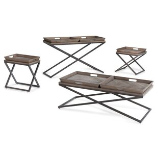 SunPrairie 2 Piece Coffee Table Set