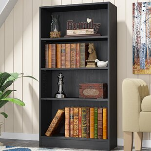 Macedonia Standard Bookcase by Andover Mills