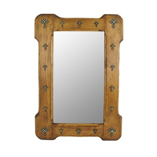 Sherborn Cross Wall Mirror By Loon Peak