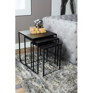 Compare & Buy Jana 3 Piece Nesting Tables by 17 Stories